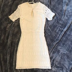White dress from h&m (in great condition)